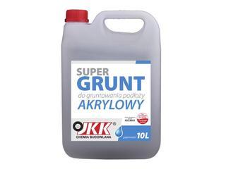 Grunt uniwersalny akrylowy 10L JKK
