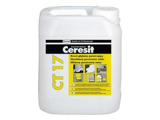 Grunt głębokopenetrujący Ceresit CT 17 5l