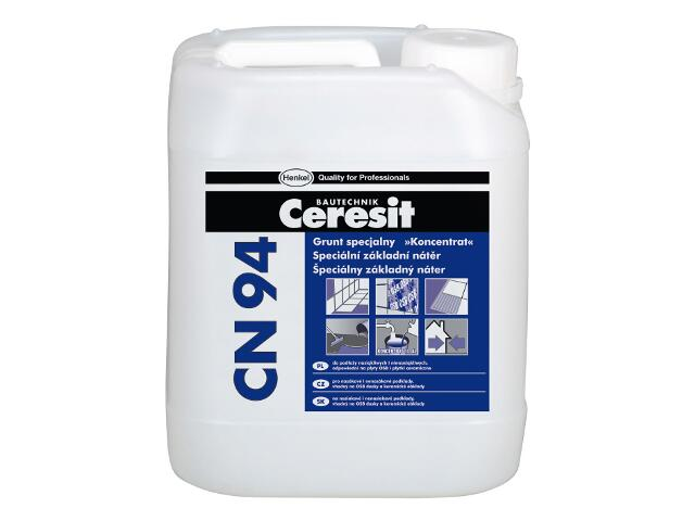 Grunt na podłoża betonowe CERESIT CN 94 1l