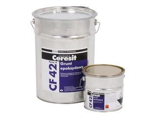 Grunt na podłoża betonowe Ceresit CF 42 epoksydowy A+B 15kg