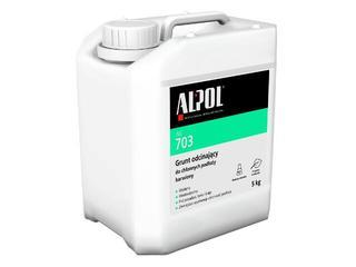 Grunt do chłonnych podłoży barwiony AG703 5kg Alpol