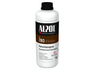 Impregnat do powierzchni mineralnych AI780 1kg Alpol