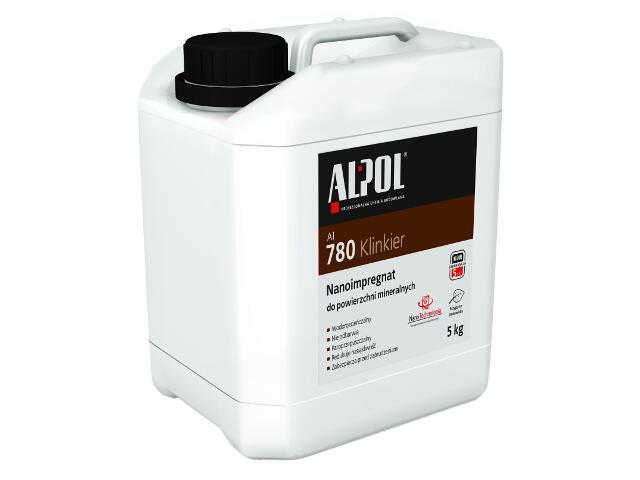 Impregnat do powierzchni mineralnych AI700 5kg Alpol