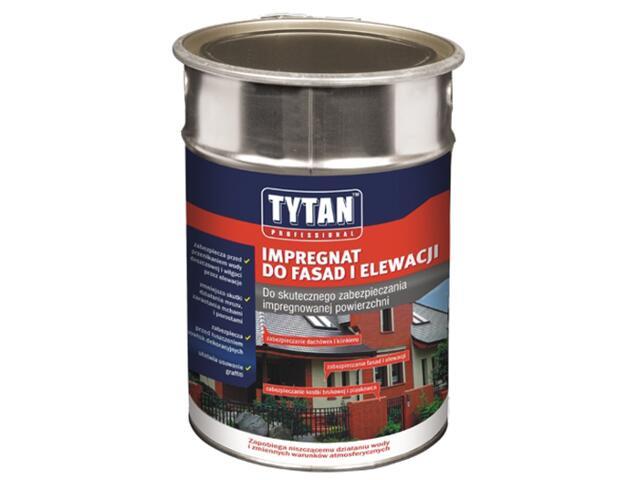 Impregnat do fasad i elewacji bezbarwny 1l Tytan