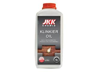 Impregnat klinkieru - Klinkier Oil 1L JKK