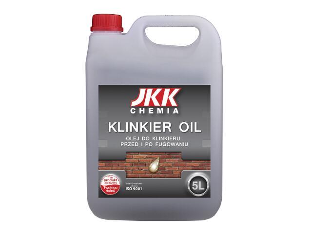 Impregnat klinkieru - Klinkier Oil 5L JKK