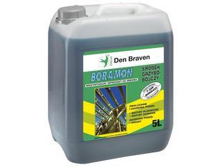 Impregnat do drewna Boramon niewymywalny grzybobójczy 5l Den Braven