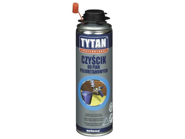 Czyścik uniwersalny do pian poliuretanowych 500ml Tytan