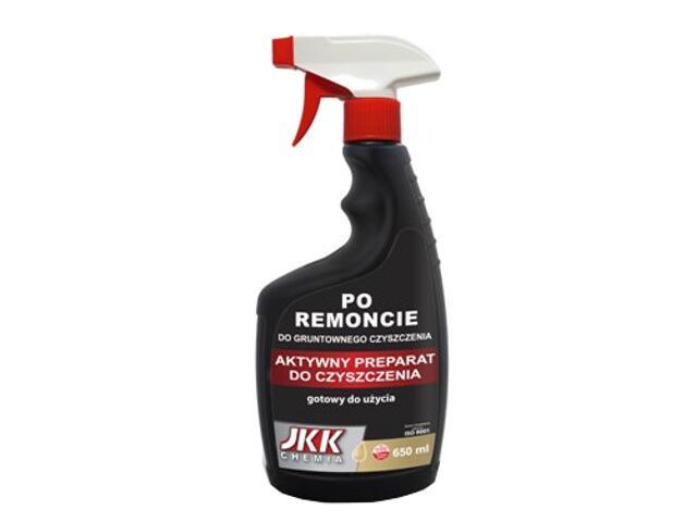 Środek do czyszczenia po remoncie 650ml JKK