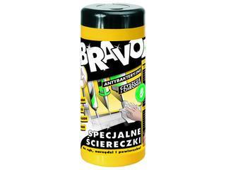 Ściereczka do czyszczenia rąk i narzędzi Bravo 17x17cm 50szt. Den Braven