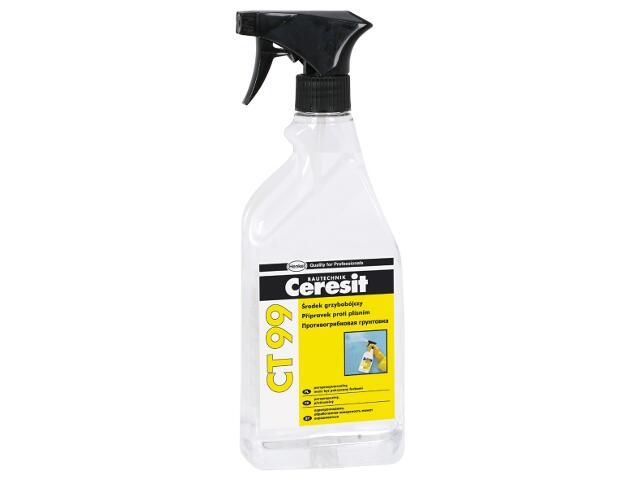 Środek do pleśni Ceresit CT 99 spray 0,5l