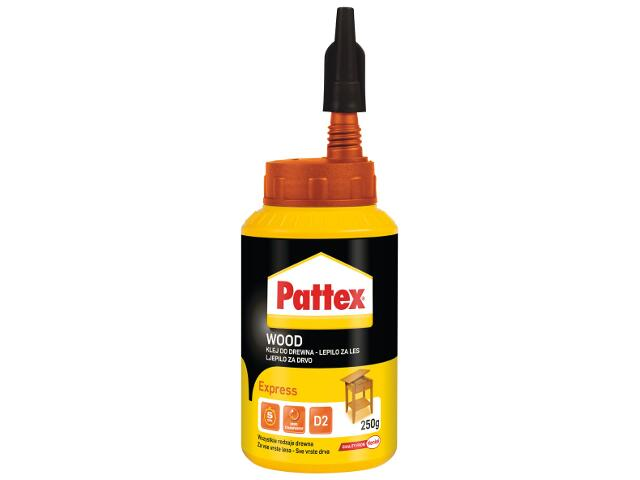 Klej do drewna Pattex Express 250ml