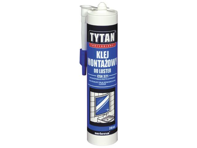 Klej do luster 310ml Tytan