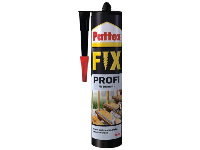 Klej montażowy Pattex Profi Fix PL60 392ml