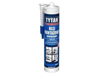 Klej montażowy neoprenowy CSX343 310ml Tytan