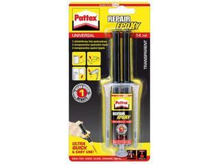 Klej uniwersalny Pattex Repair Epoxy 1min. 14ml