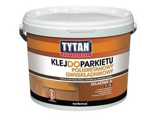 Klej do parkietu poliuretanowy dwuskładnikowy PB-140 4,5kg Tytan