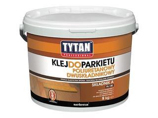 Klej do parkietu poliuretanowy dwuskładnikowy PB-140 9kg Tytan