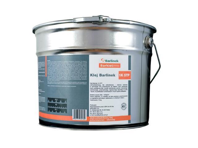 Klej do drewna poliuretanowo-silanowy jednoskładnikowy 1K STP 8kg Barlinek
