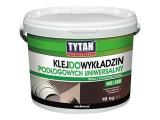 Klej do wykładzin uniwersalny WB-180 10kg Tytan