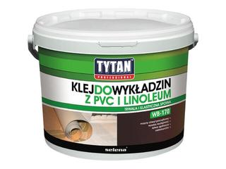 Klej do wykładzin z PCV i linoleum WB-170 4kg Tytan