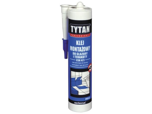 Klej do płytek ceramicznych 310ml Tytan