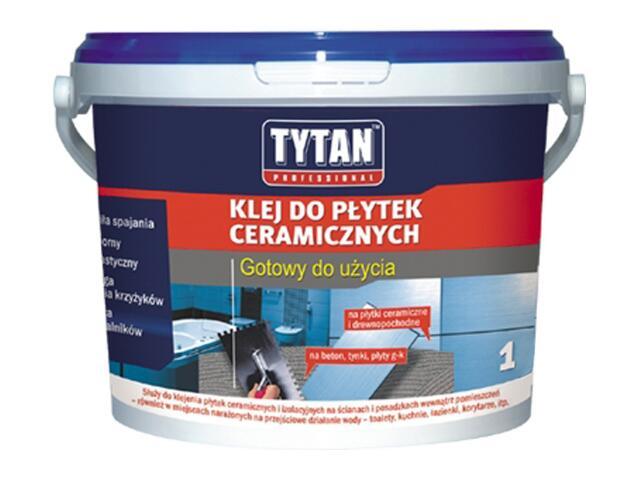 Klej do płytek ceramicznych 1kg Tytan
