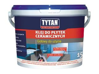 Klej do płytek ceramicznych 15kg Tytan
