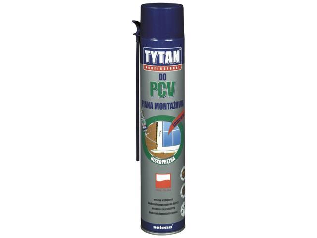 Piana wężykowa do PCV 750ml Tytan
