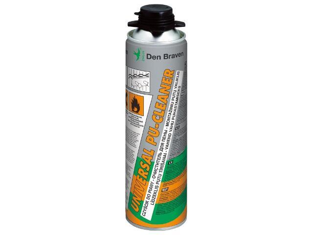 Zmywacz do pianki poliuretanowej Universal Pu-Cleaner 500ml Den Braven