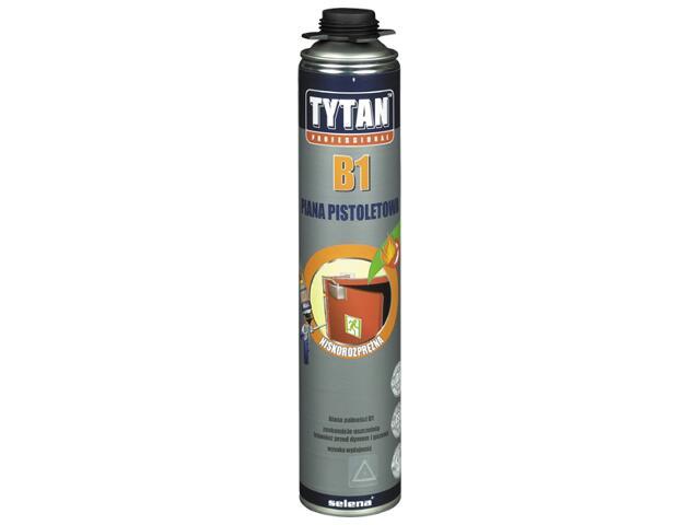 Piana pistoletowa B1 (ognioodporna) 750ml Tytan