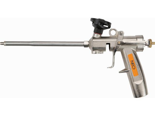 Pistolet do pianki / silikonu z mosiężną głowicą 61-011 Neo