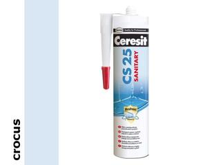 Silikon sanitarny Ceresit CS25 crocus 280ml
