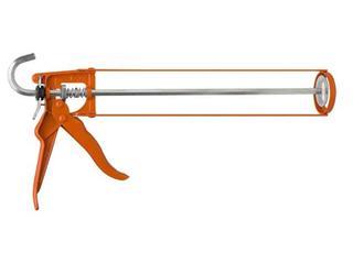 Pistolet do pianki / silikonu szkieletowy HKS-XL Den Braven
