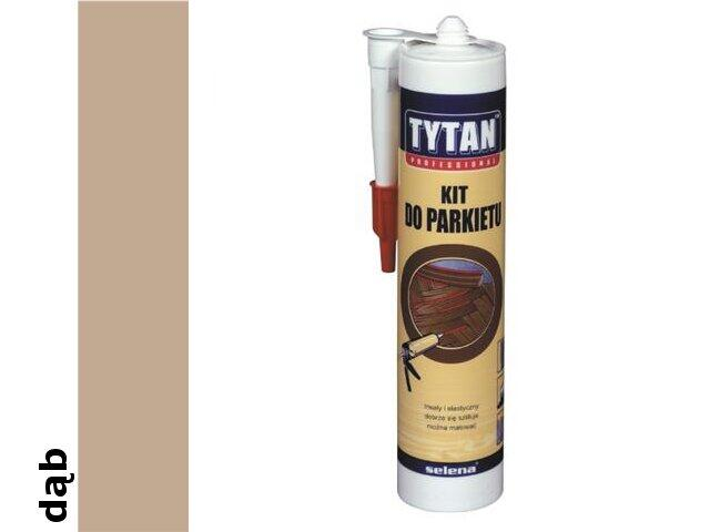 Kit do parkietu dąb 310ml Tytan