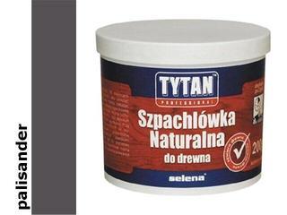 Szpachla naturalna do drewna palisander 200ml Tytan