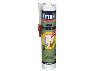 Akryl uniwersalny szary 310ml Tytan