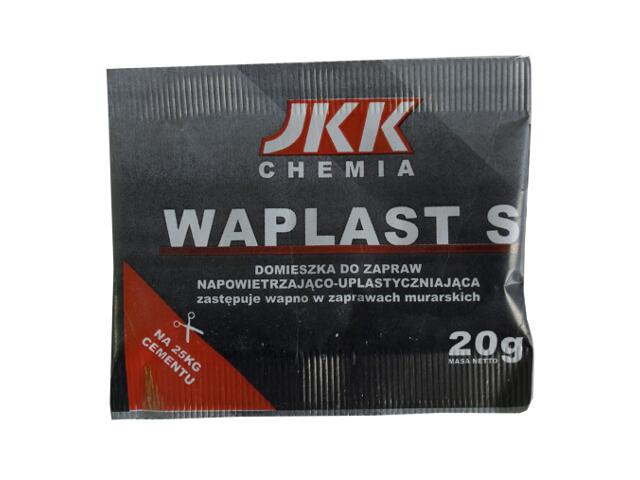 Plastyfikator do betonu WAPLAST S 20g JKK