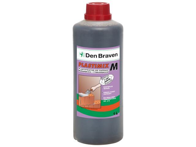 Plastyfikator do zapraw murarskich i tynkarskich 1l Den Braven