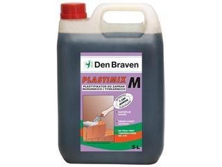 Plastyfikator do zapraw murarskich i tynkarskich 5l Den Braven