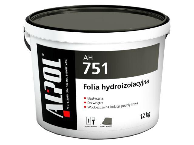 Folia płynna hydroizolacyjna AH751 12kg Alpol