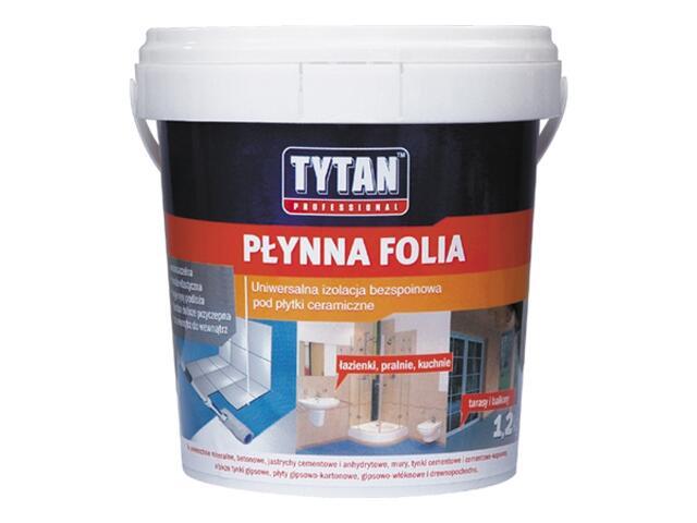 Folia płynna 1,2kg Tytan