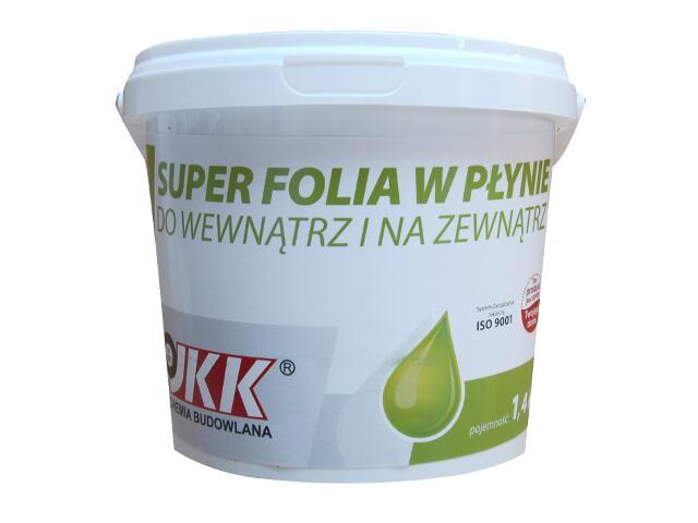 Folia płynna 1,4kg JKK