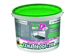 Folia płynna dwuskładnikowa Den Bit-F Cema Proof-2K 10kg Den Braven