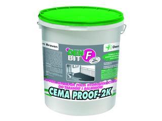 Folia płynna dwuskładnikowa Den Bit-F Cema Proof-2K 20kg Den Braven