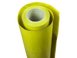 Folia budowlana żółta bez atestu typ 200 0,08mm 2x50m Barlinek