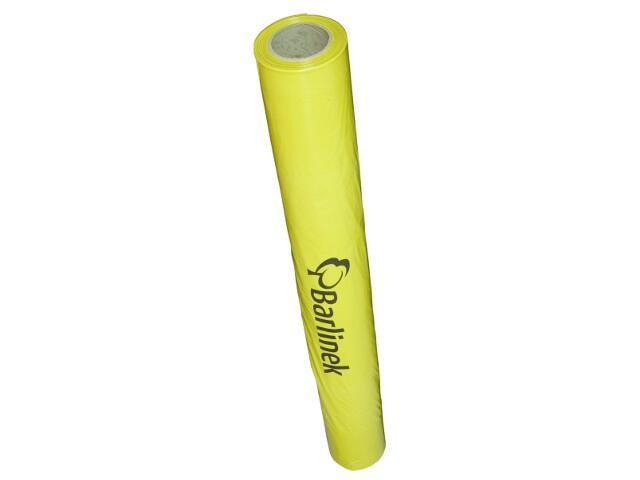 Folia paroizolacyjna PE żółta 0,20mm 2mx50m Barlinek