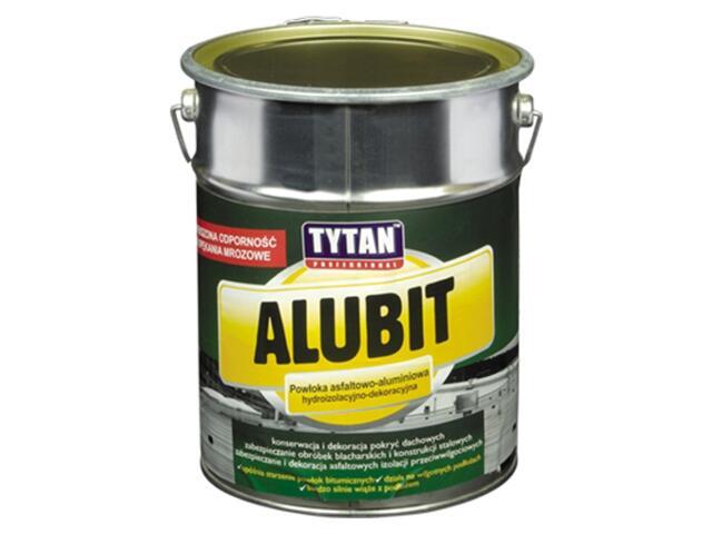 Masa asfaltowa Alubit (asfaltowo-aluminiowa) 1kg Tytan