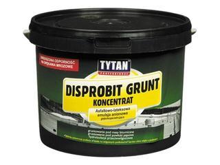 Grunt bitumiczny Disprobit asfaltowo-lateksowy koncentrat 5kg Tytan