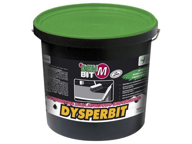 Masa asfaltowa Den Bit-M Dysperbit ceglasta 10kg Den Braven